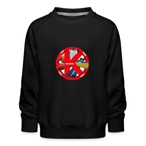 logoforeskil - Kids' Premium Sweatshirt