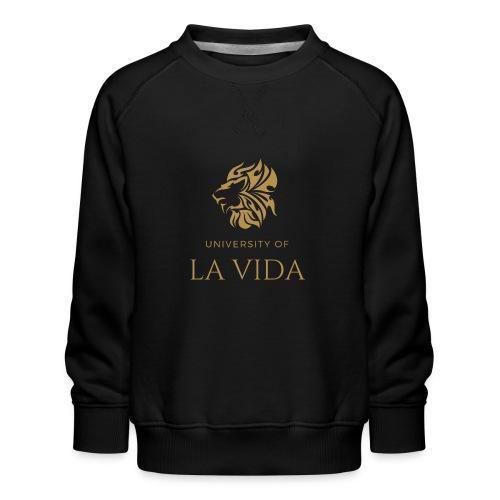 University of LA VIDA - Premiumtröja barn