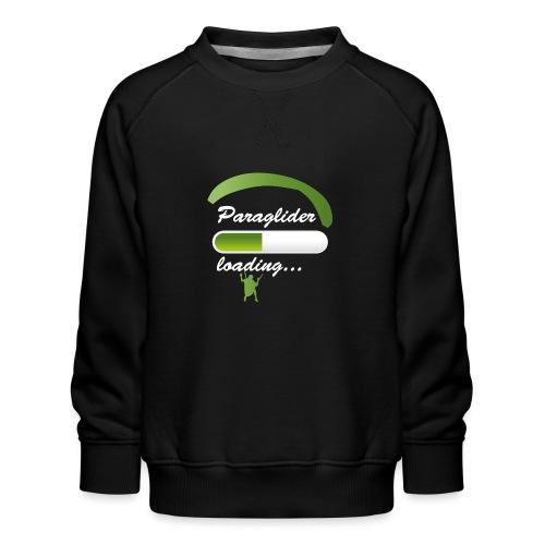 Paraglider Loading - Kinder Premium Pullover