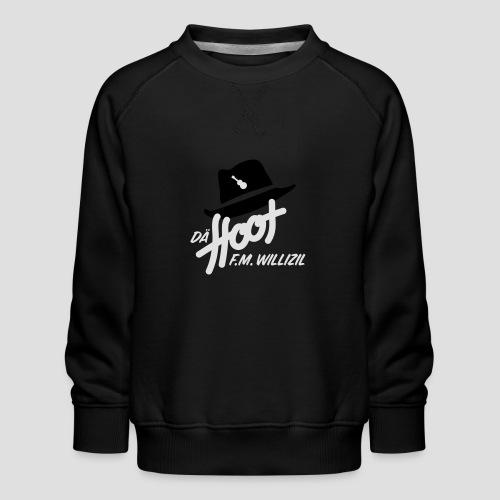 daeHoot_Shirt_Logo1_2c - Kinder Premium Pullover