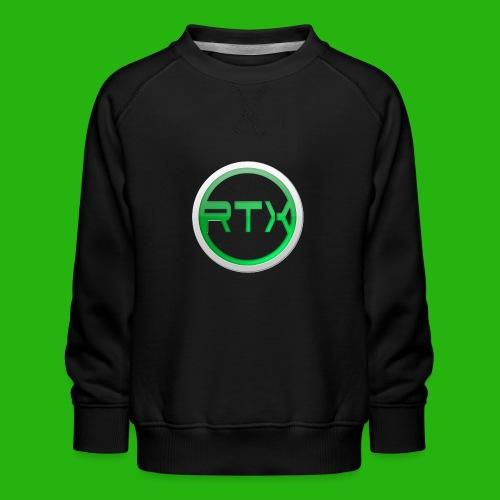 Logo SnapBack - Kids' Premium Sweatshirt