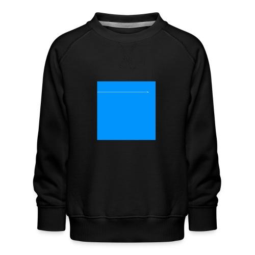 sklyline blue version - Sweat ras-du-cou Premium Enfant