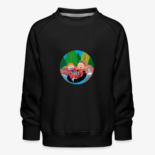 Themepark: Rapids - Kinderen premium sweater