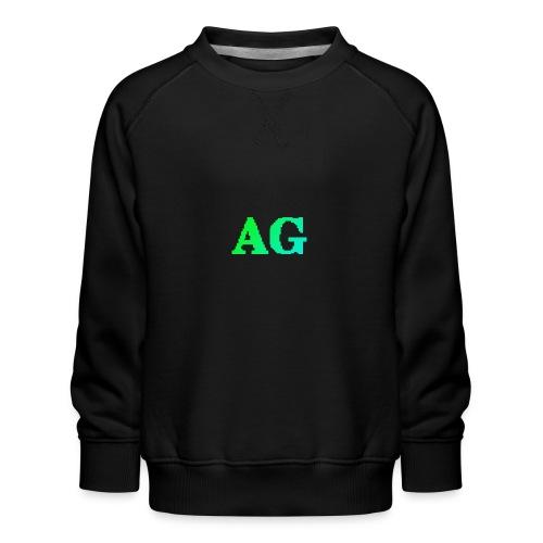ATG Games logo - Lasten premium-collegepaita