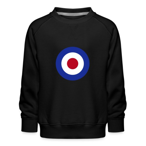 Mod Target United Kingdom Großbritannien - Kinder Premium Pullover