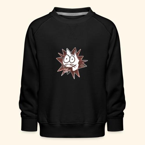 Glotzi Stern - Kinder Premium Pullover