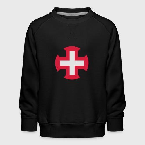 Croix du Portugal - Sweat ras-du-cou Premium Enfant