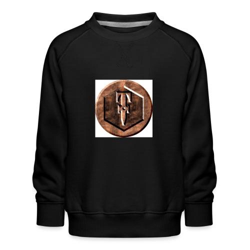 WoodPin - Kids' Premium Sweatshirt
