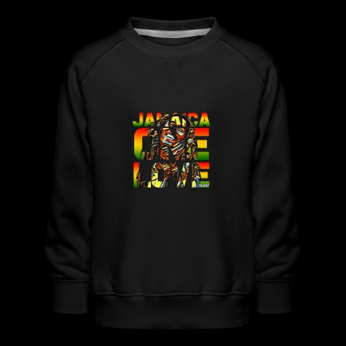 JAMAICA ONE LOVE - Kinder Premium Pullover