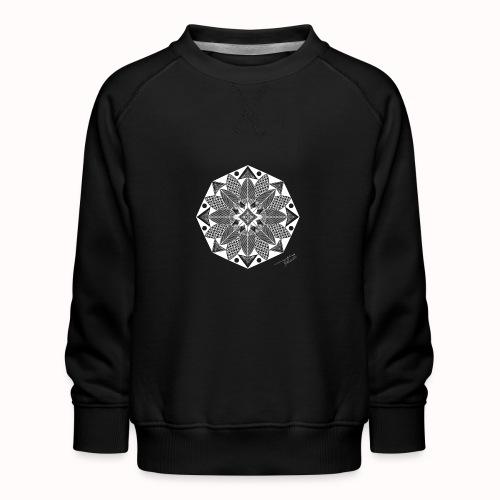 Flower - Kids' Premium Sweatshirt
