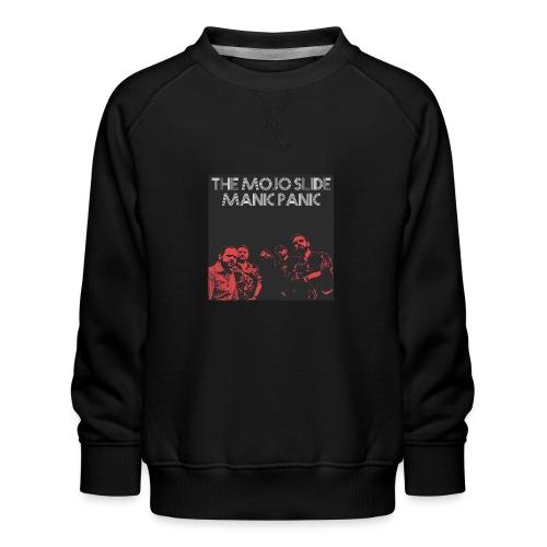 Manic Panic - Design 2 - Kids' Premium Sweatshirt