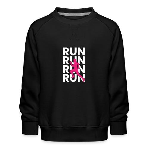 RUN - Kinder Premium Pullover