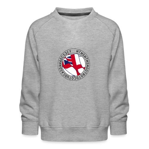 Hands to Harbour Stations (DC) - Kids' Premium Sweatshirt