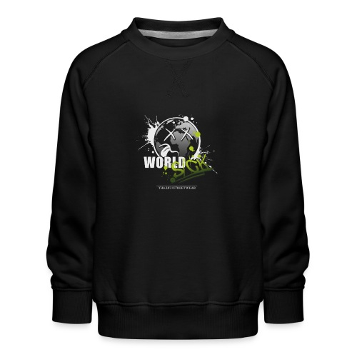 world sick - Kinder Premium Pullover