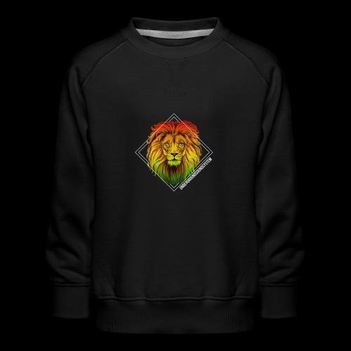 LION HEAD - UNDERGROUNDSOUNDSYSTEM - Kinder Premium Pullover
