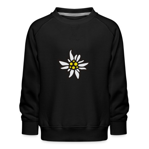 Edelweiss - Kinder Premium Pullover