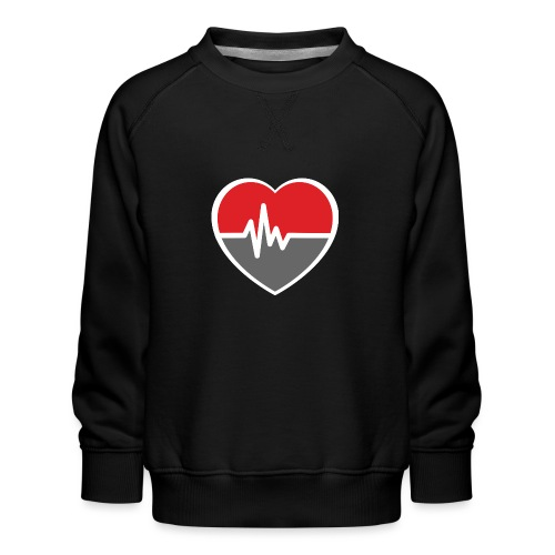 RaveHeart - Flowjob - Kids' Premium Sweatshirt