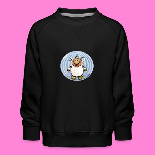 Halloween-sheep - Kinderen premium sweater
