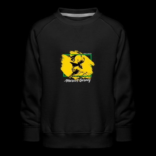 MARCUS GARVEY by Reggae-Clothing.com - Kinder Premium Pullover