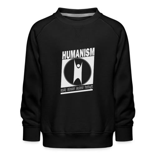 Humanism - Kids' Premium Sweatshirt