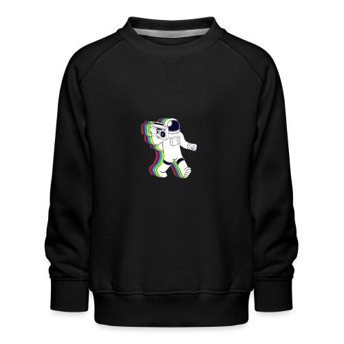 Astronaut - Kinder Premium Pullover