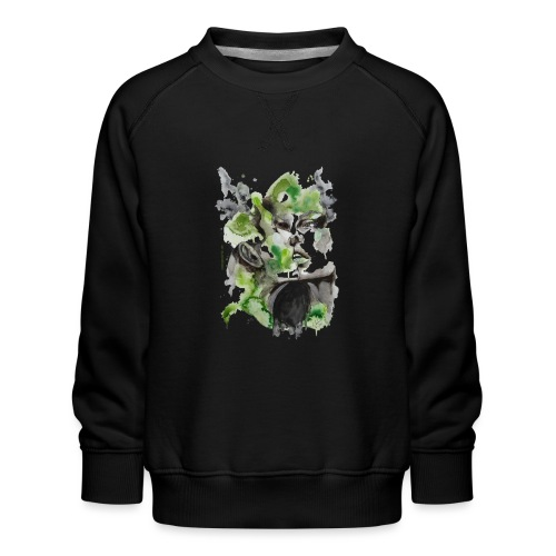 Kiss by carographic - Kinder Premium Pullover