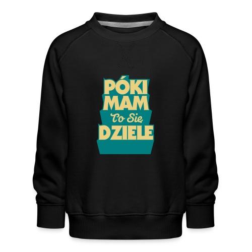 poki - Bluza dziecięca Premium