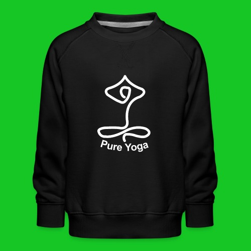 Pure Yoga - Kinderen premium sweater
