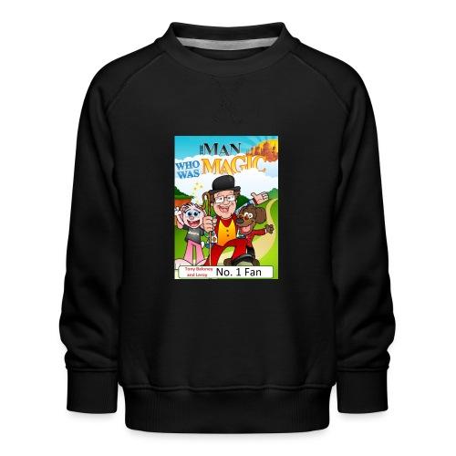 The Man who was Magic - Kids' Premium Sweatshirt