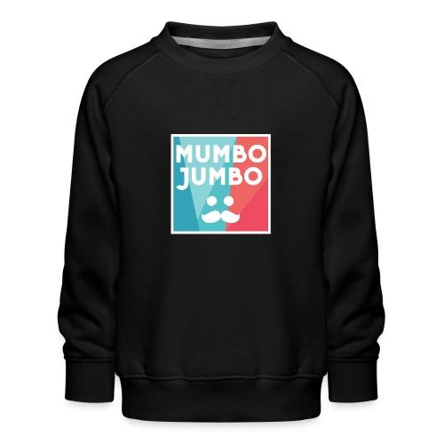 00393 Mumbo Jumbo - Sudadera premium para niños y niñas