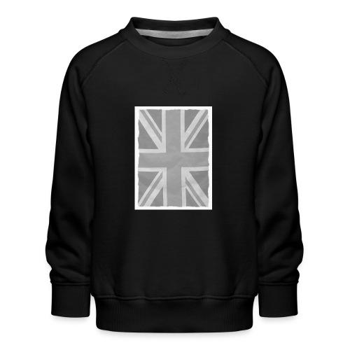 Grey Britainia - Kids' Premium Sweatshirt
