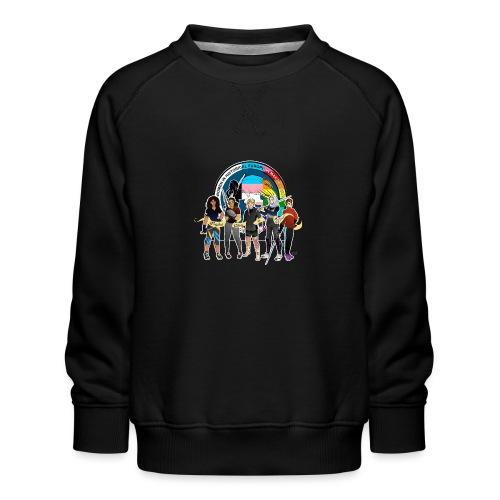 HEMAWomen2 - Kids' Premium Sweatshirt