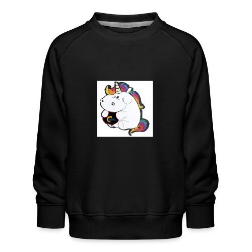 MIK Einhorn - Kinder Premium Pullover