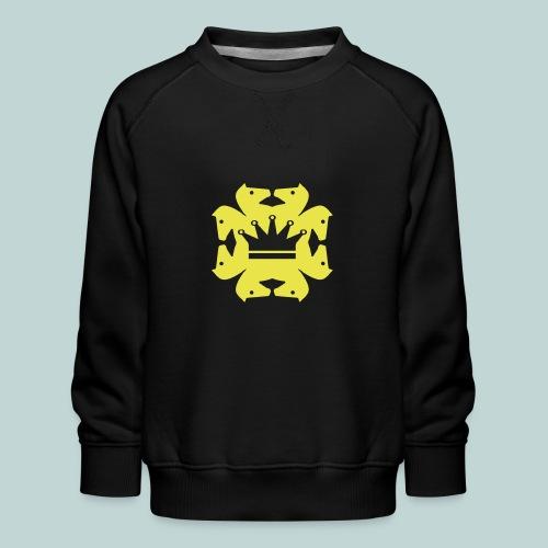 acht Springer - Kinder Premium Pullover
