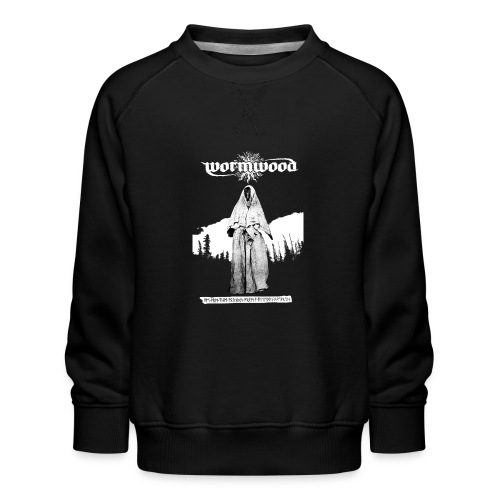 Women's Witch Print - Kids' Premium Sweatshirt