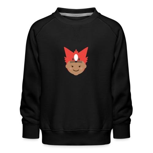 Florence the Fox   Ibbleobble - Kids' Premium Sweatshirt