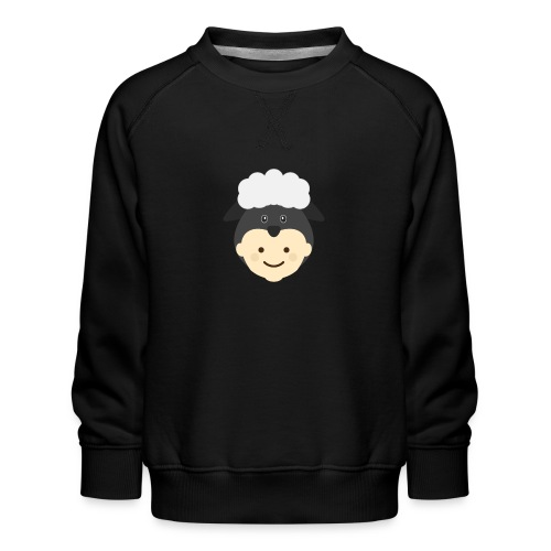 Nancy the Sheep   Ibbleobble - Kids' Premium Sweatshirt