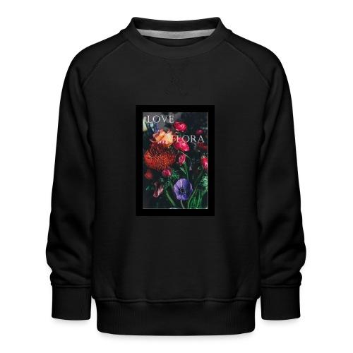 Love Flora - Kinder Premium Pullover