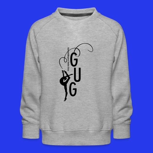 GUG logo - Kinder Premium Pullover