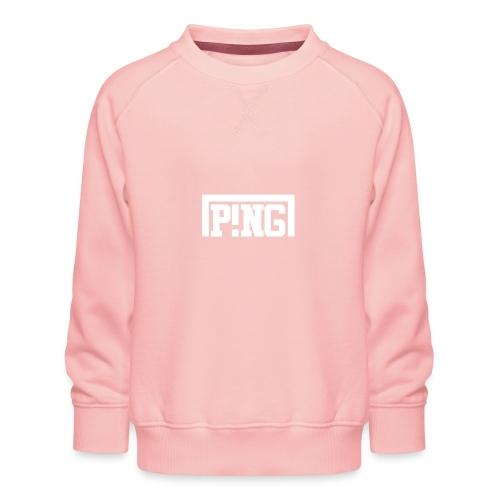 ping2 - Kinderen premium sweater