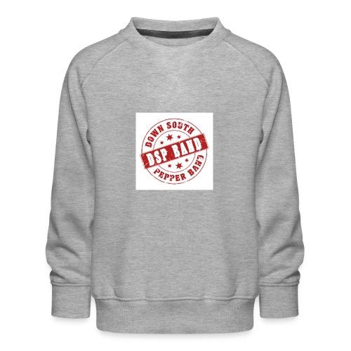 DSP band logo - Kids' Premium Sweatshirt