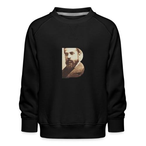 BT_GAUDI_ILLUSTRATOR - Kids' Premium Sweatshirt
