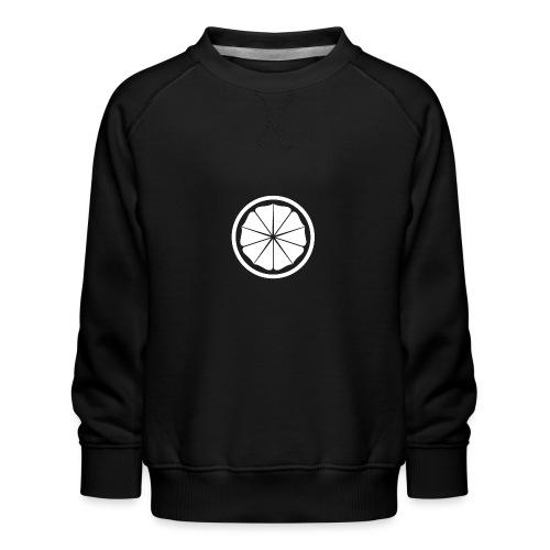 Seishinkai Karate Kamon white - Kids' Premium Sweatshirt
