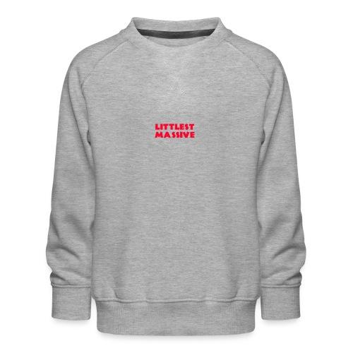 littlest-massive - Kids' Premium Sweatshirt