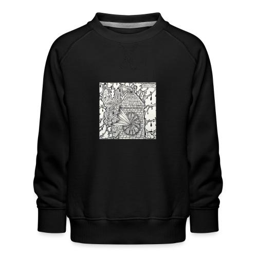 Brain Ache - Kids' Premium Sweatshirt