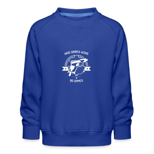 8DArmy v006 png - Kinderen premium sweater