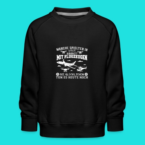 Modellbauer - Kinder Premium Pullover
