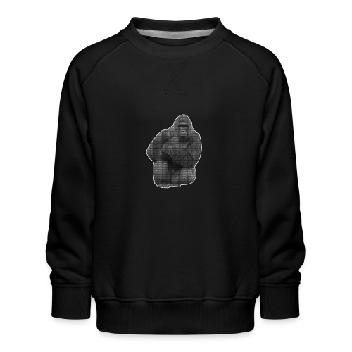 harambe 2k png - Børne premium sweatshirt