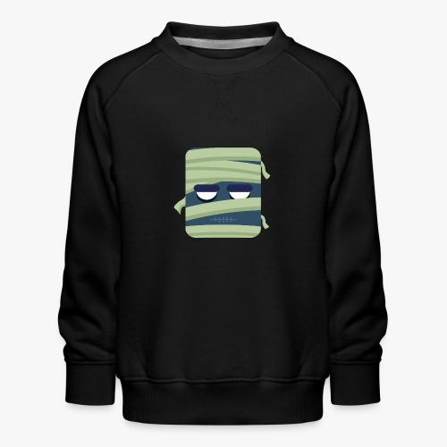 Mini Monsters - Mummy - Børne premium sweatshirt