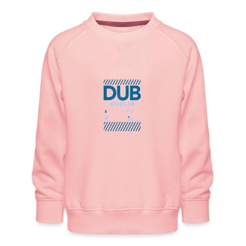 Dublin Ireland Travel - Kids' Premium Sweatshirt